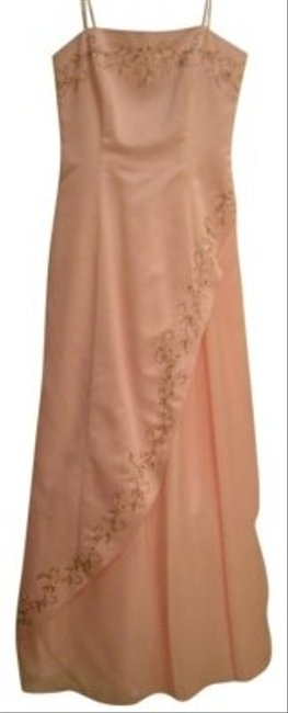 Preload https://item4.tradesy.com/images/morgan-and-co-style-9423788-dress-light-pink-20318-0-0.jpg?width=400&height=650