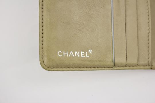 Chanel [ENTERPRISE]Trifold Wallet Card Holder Unisex CCWLM2 80CCA609