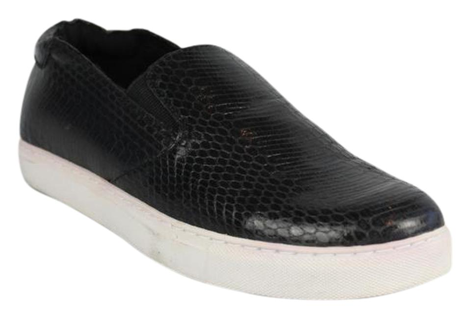 WOMENS Kenneth New Cole Black/White Kitsy Flats New Kenneth design 5d6c42