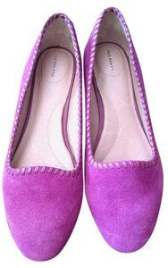 Lands' End Fuschia Flats