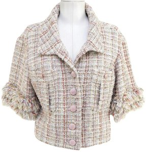 Chanel Multi-Color Pastels Jacket
