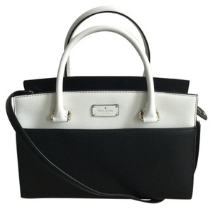 Kate Spade Satchel in BLACK/ CEMN