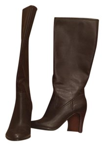 Lauren Ralph Lauren dark brown Boots