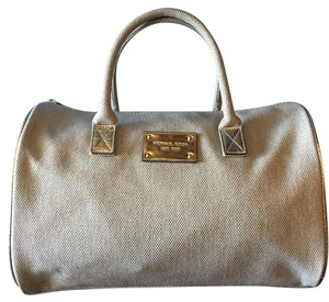 MICHAEL Michael Kors cream Travel Bag