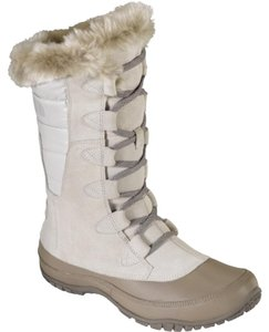 The North Face Brand New Waterproof Moonlight Ivory Boots