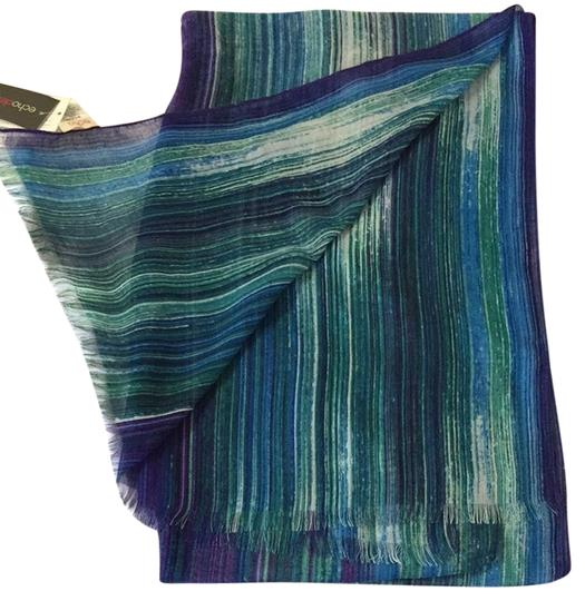Echo Design Multi-colored Scarf Or Wrap