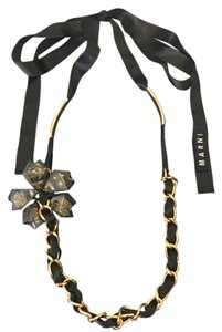 Marni Flower Station Necklace