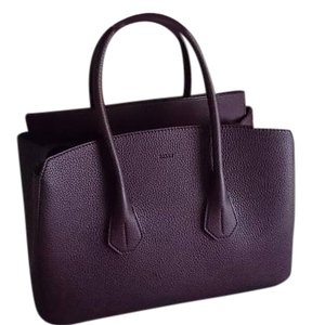 Bally Tote in Merlot