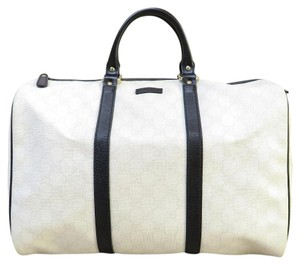 Gucci Bostom Tote in white