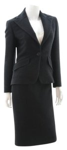 Ralph Lauren Collection Black Ralph Lauren Collection skirt suit