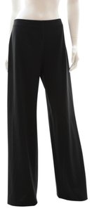 Piazza Sempione Super Flare Pants Black