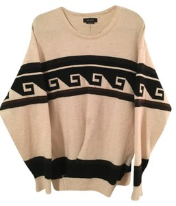 Isabel Marant Runway Wool Intarsia Sweater