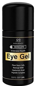 eye cream for dark circles puffiness and wrinkles eye gel-0.5 oz