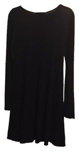 Black Maxi Dress by Autumn Cashmere Party Edgy Classic Limited Edition A Line