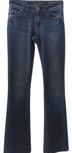 DL1961 Jennifer Style High-rise Stretchy Boot Cut Jeans-Light Wash