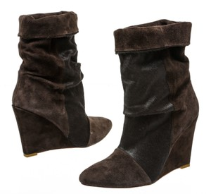 Plomo Brown Boots