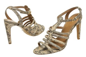 Tory Burch Beige/Multicolor Sandals
