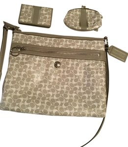 Coach Coach Matching small wallet and coin purse