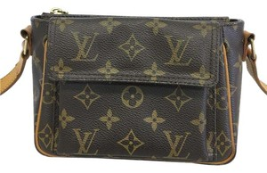 Louis Vuitton Lv Viva Cite Pm Canvas Shoulder Bag