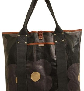 Oria Kiely Tote in gray and black