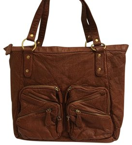 Forever 21 Satchel in brown