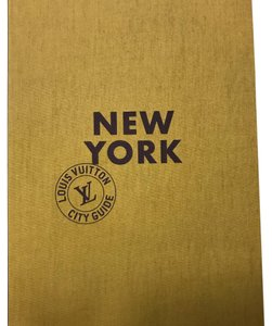 Louis Vuitton Louis Vuitton Book of New York
