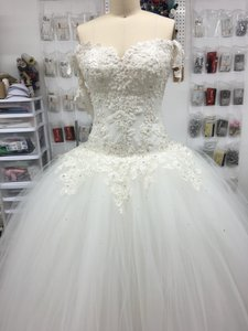 Coustom Made Wedding Coutour Dress Wedding Dress