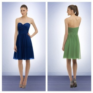 Bill Levkoff Navy Style #323 Dress