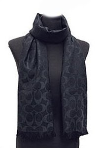 Coach Scarf C Long Neck Scarf Dress