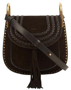 Chloé Chloe Suede Hudson Chloe Hudson Cross Body Bag