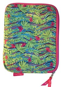 Lilly Pulitzer iPad case in Nice to See You Print