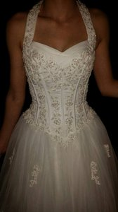 Michelangelo 2295esolid Wedding Dress