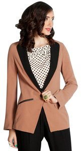 Modcloth Brown Blazer