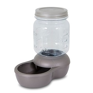 Other XL Mason Jar Water Dispenser for Dog(s)