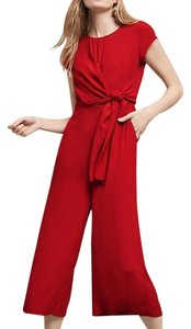 a468851a8e89 Red Anthropologie Rompers & Jumpsuits - Up to 70% off at Tradesy