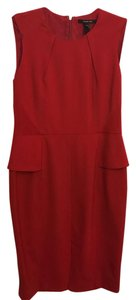 Rachel Roy Peplum Pencil Dress
