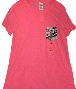 PINK Victoria's Secret Limited Edition Rare Limited Edition T Shirt Coral