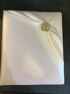 Beverly Clark Garbo Wedding Memory Book With Refill Pages