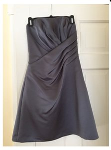 Impression Bridal Slate Gray Impression Bridal Dress