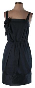BCBGMAXAZRIA short dress Navy Mini on Tradesy