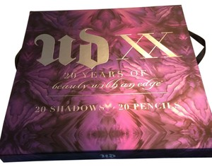 Urban Decay Urban Decay 20 Years of Beauty with an Edge