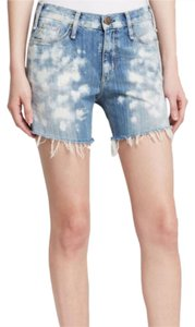McGuire Cut Off Shorts Blue