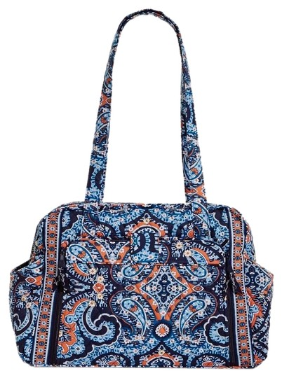 vera bradley make a change in marrakesh diaper bag on sale 31 off baby diaper bags on sale. Black Bedroom Furniture Sets. Home Design Ideas