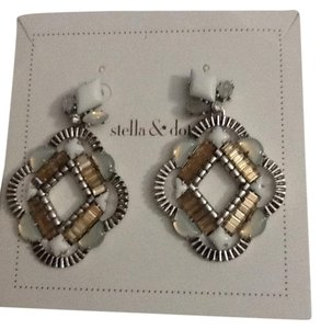 Stella & Dot New. Chandelier Drop earrings