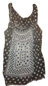 Lucky Brand Top black,white