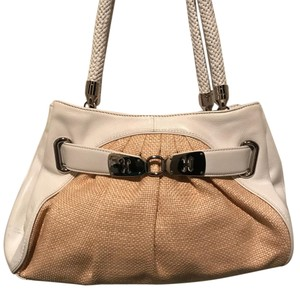 Cole Haan Tote in Tan & Leather