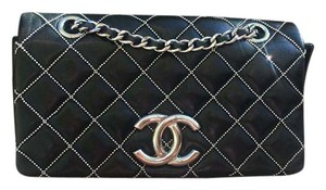 Chanel Mini Flap Handbag Classic Cross Body Bag