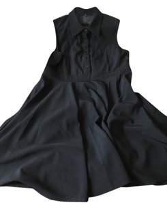 C. Luce short dress Navy blue Blue Swing on Tradesy