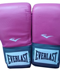 Everlast Everlast pro training gloves and hand wraps