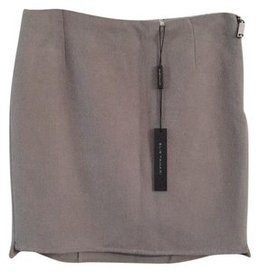 Elie Tahari Skirt Grey